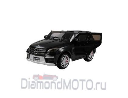 Электромобиль R-Toys Mercedes-Benz ML-63 AMG black
