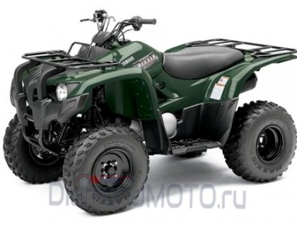 Квадроцикл Yamaha Grizzly 300