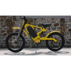 DENZEL 60V 2000W BOXON electric bike - HUB MOTOR version