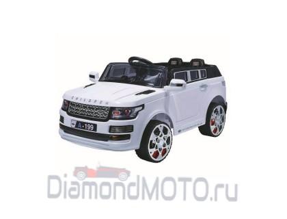 Электромобиль R-Toys LandRover Ralf 1 A199 белый
