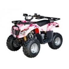 Квадроцикл Детский Fusim Panda 50 Розовый