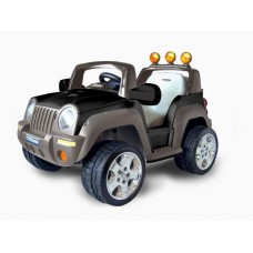 TCV Детский электромобиль TCV-335 THUNDERBIRD черный