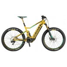Двухподвесный велосипед scott e-spark 700 plus tuned (2017)