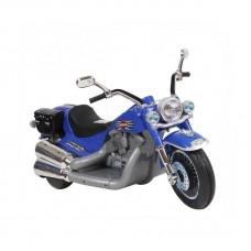 Электромотоцикл TR668 синий
