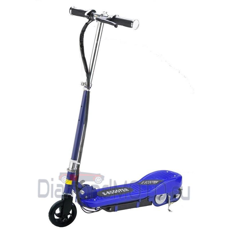 электросамокат e scooter характеристики