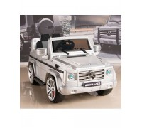 Электромобиль R-Toys Mercedes-Benz DMD-G55 AMG New Version silver