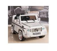 Электромобиль R-Toys Mercedes-Benz DMD-G55 AMG New Version silver