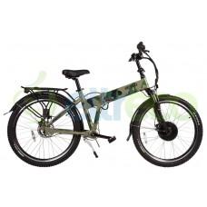 Велогибрид Eltreco Patrol Кардан 26 cam