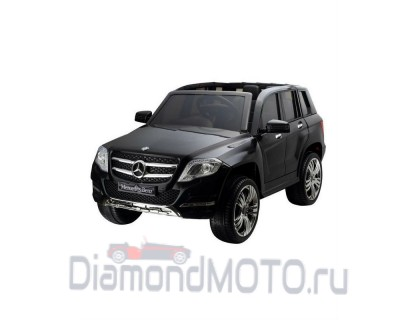 Электромобиль Rivertoys Mercedes-Benz GLK300 черный