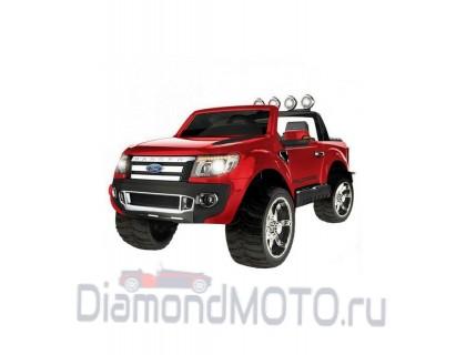 Электромобиль R-toys Ford Range красный