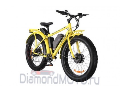Электровелосипед Volteco BIGCAT DUAL