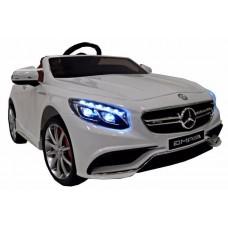 Mercedes-Benz S63 (ЛИЦЕНЗИОННАЯ МОДЕЛЬ) с дистанционным управлением черный