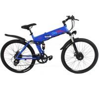 Электровелосипед Oxyvolt X fold double 2