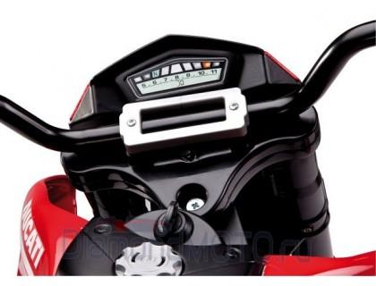 Электромобиль Peg Perego Ducati Hypermotard