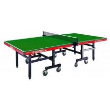 Теннисный стол 22 мм, колеса 125 мм K2004G-1, 274 x 152,5 x 76 см