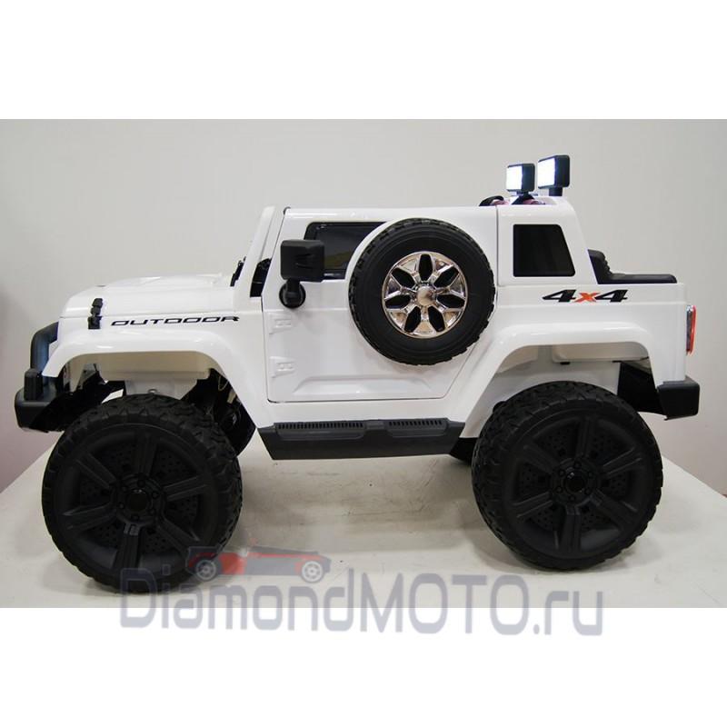 Электромобиль Jeep Wrangler O999OO 4*4 купить в Самаре в ...