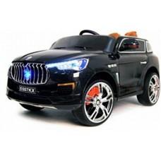 RiVer-AuTo Детский электромобиль Maserati E007KX с дистанционным управлением, р.Черный