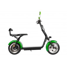 Электроскутер FAT-Scooter Eltreco Tumbler 1100W City Coco