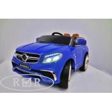 RiVer-AuTo Детский электромобиль Mercedes E009KX с дистанционным управлением, р.Синий