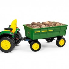 Peg Perego Прицеп Peg-Perego JD Farm Wagon к электромобилю (Пег Перего)