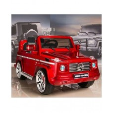 Электромобиль R-Toys Mercedes-Benz DMD-G55 AMG New Version red