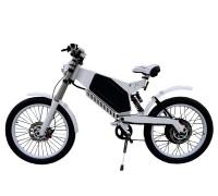 Велогибрид Eltreco Gross XL 72V 3000W
