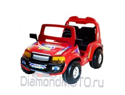 ЭлектромобильTouring Джип красный Kids Cars