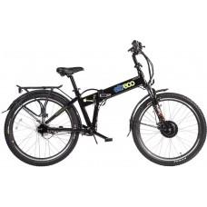 Велогибрид Eltreco Patrol Кардан 26 Nexus 7 Black