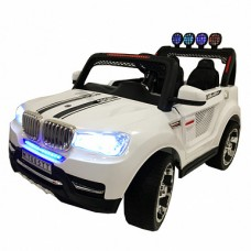 RiVer-AuTo Детский электромобиль BMW T005TT с дистанционным управлением, р.Белый