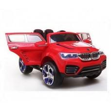 Электромобиль Shine Ring 12V/7Ah (2x35w, R/C, надувные колеса) красный покраска SRF000