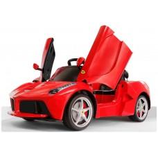 Rastar Детский электромобиль Ferrari La Ferrari 12V (Красный)