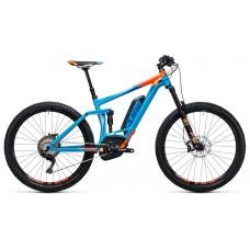 Двухподвесный велосипед cube stereo hybrid 140 hpa race 500 27.5 (2017)