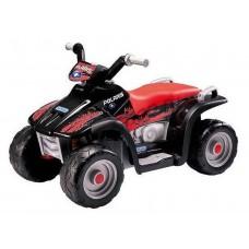 Peg-Perego Детский электроквадроцикл ED1106 Polaris Sportsman 400 Nero