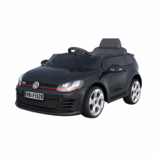 Huada Электромобиль Volkswagen Golf GTI Painted Black HD-FJ528