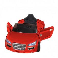 Электромобиль Shine Ring 12V/7Ah (2x35w, R/C, надувные колеса) красный RED SR001