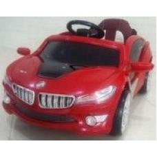BMW O002OO VIP с дистанционным управлением. Красный