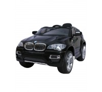 Электромобиль R-Toys BMW X6 black metallic