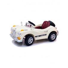 Электромобиль Jetem Limousine 12В 2-х моторный бежевый