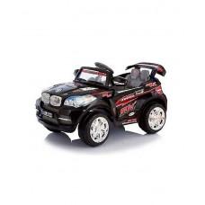 Электромобиль Jetem SWX 2-х моторный чёрный