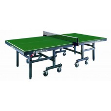 Теннисный стол 25 мм, колеса 125 мм K2005G, 274 x 152,5 x 76 см