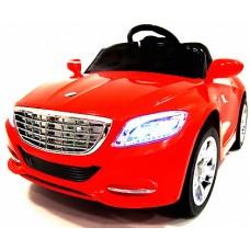 RiVer-AuTo Детский электромобиль Mercedes T007TT с дистанционным управлением, р.Красный
