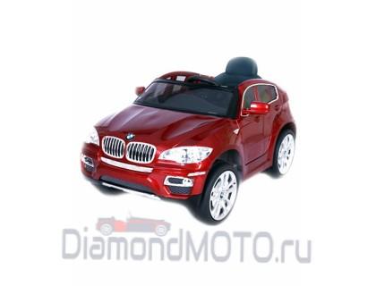 Электромобиль JiaJia BMW JJ258 R/C крашеный красный